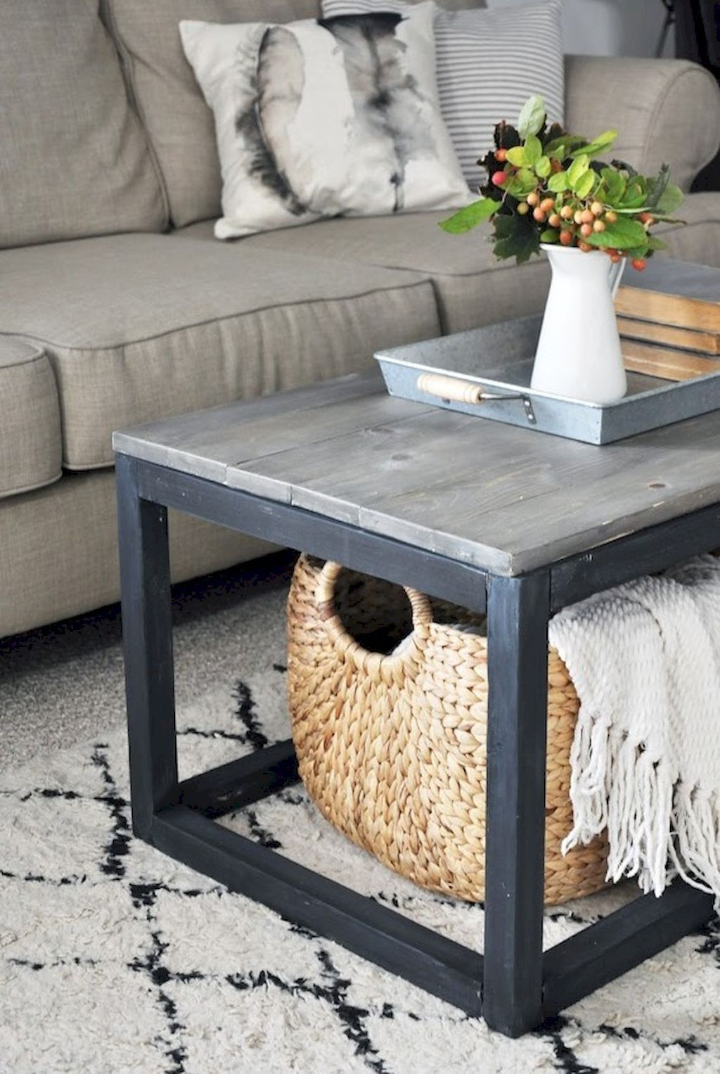 89 amazing farmhouse coffee table ideas with images