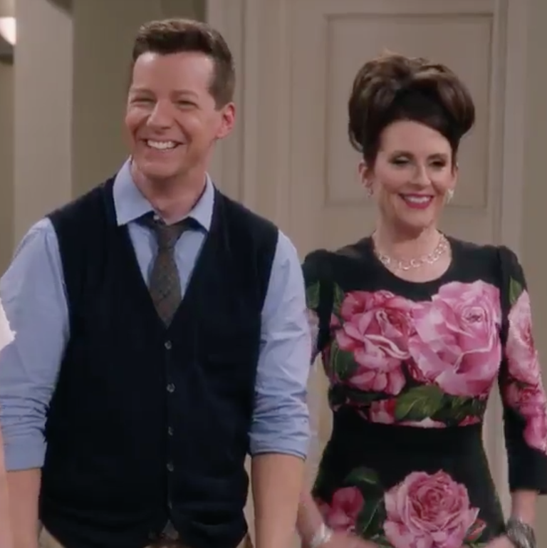 Just what *is* going on behind the scenes of Will & Grace