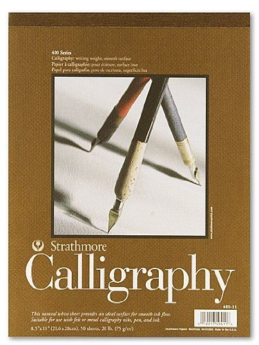 Switzerite Calligraphy Worksheets Calligraphy Paper Strathmore