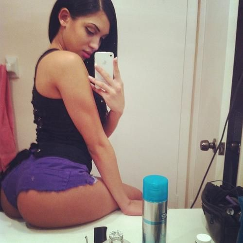 Hot Latina Amateur Selfshot Og Big Nasty Ass