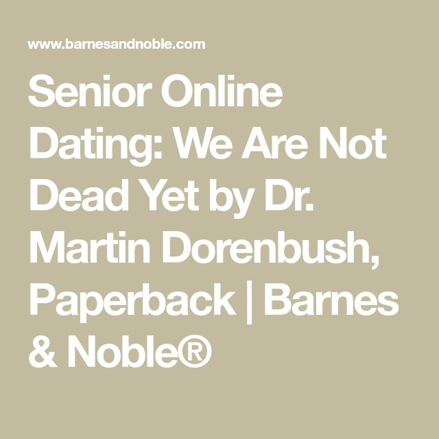 Dead dating online