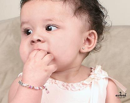 Earring Newborn بحث Google Baby