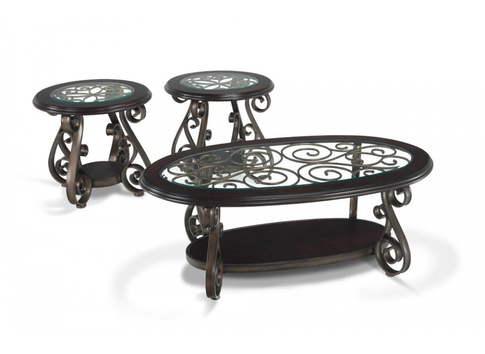 Bombay Coffee Table Set | Coffee \u0026 End Tables | Living Room | Bob\u0027s Discount Furniture | COFFEE AND END TABLES | Pinterest | Traditional coffee table sets ...  sc 1 st  Pinterest & Bombay Coffee Table Set | Coffee \u0026 End Tables | Living Room ...