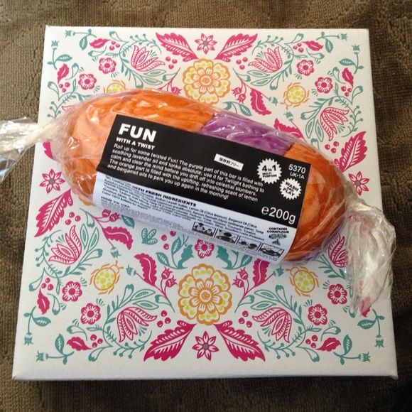 Lush kitchen fun with a twist Lush kitchen exclusive fun with a twist 4 in 1 wash and play Lush Accessories