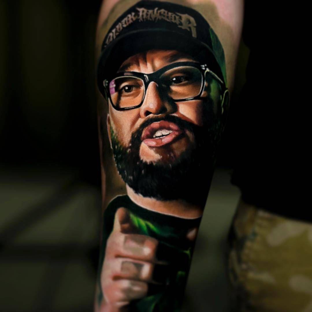 best portrait tattoo artist in the world