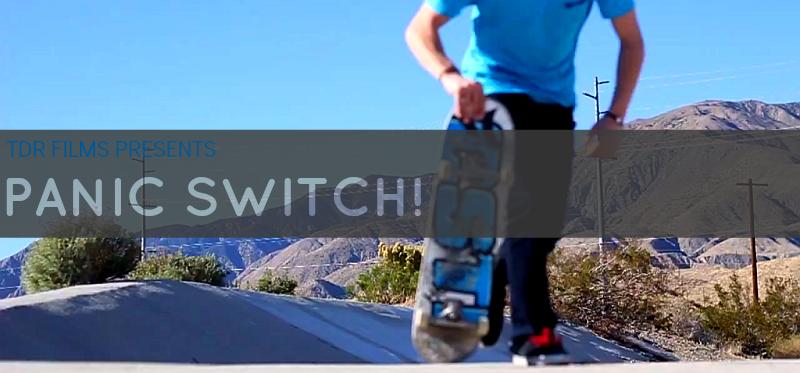 Skateboard : TDR Films präsentiert PANIC SWITCH! (1 Video) - Atomlabor Wuppertal Blog