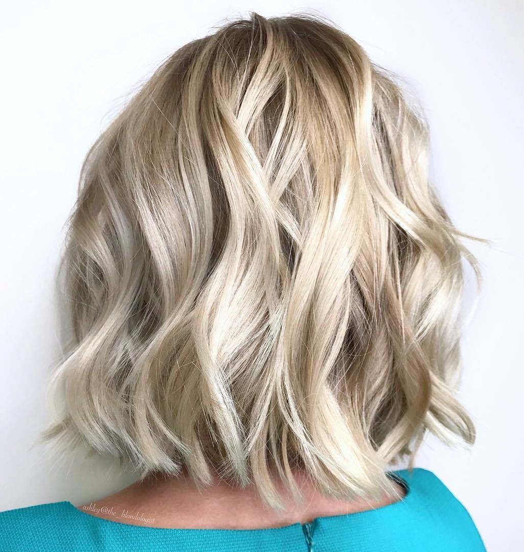 70 Perfect Medium Length Hairstyles for Thin Hair   Medium ...