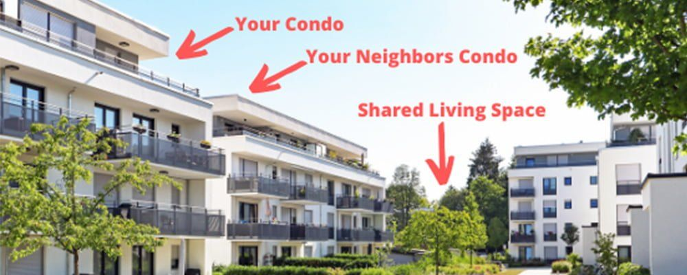 Condominiums are increasingly a popular choice for seniors