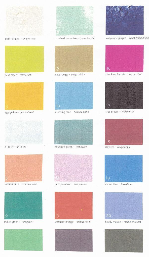 Pin by Karen Lamarre on Color palettes | Color trends 2018 ...