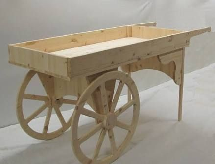 Resultado De Imagen Para Wooden Candy Cart Plans