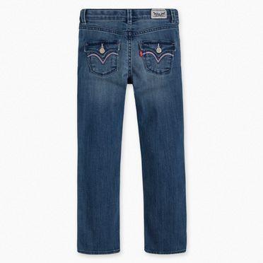 Levi's Little Girls 4-6x 711 Sweetie Skinny Jeans 6X