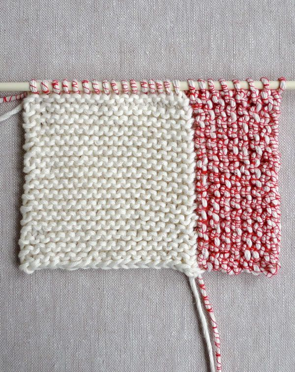 New Log Cabin Washcloths | Knitting Projects!!! | Mantas, Croché ...