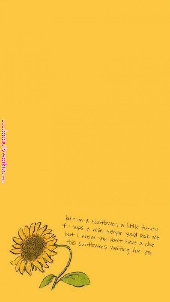 wallpaper yellow aesthetic tumblr yellowaesthetic