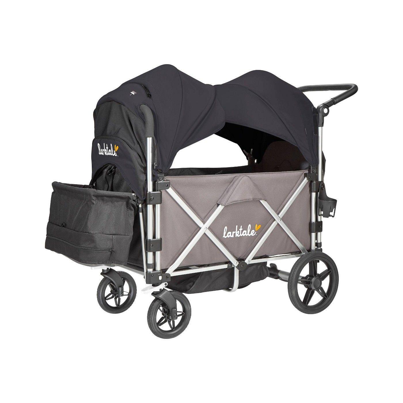 Larktale Caravan Stroller Wagon Canopy Set of 2 Byron