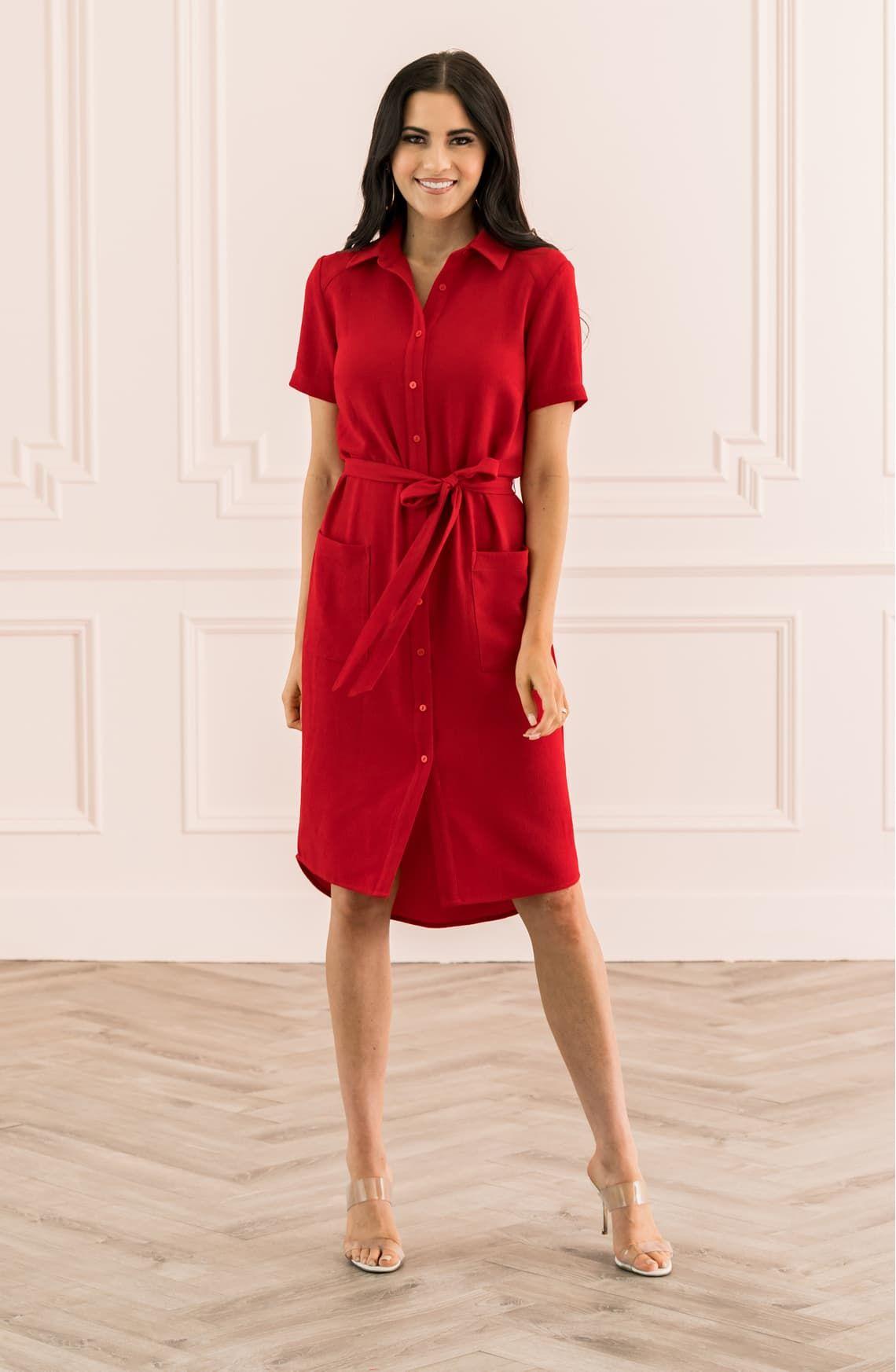Rachel Parcell Everyday High Low Shirt Dress Nordstrom Exclusive Nordstrom High Low Shirt Dress Shirt Dress Petite Fashion Short [ 1746 x 1140 Pixel ]