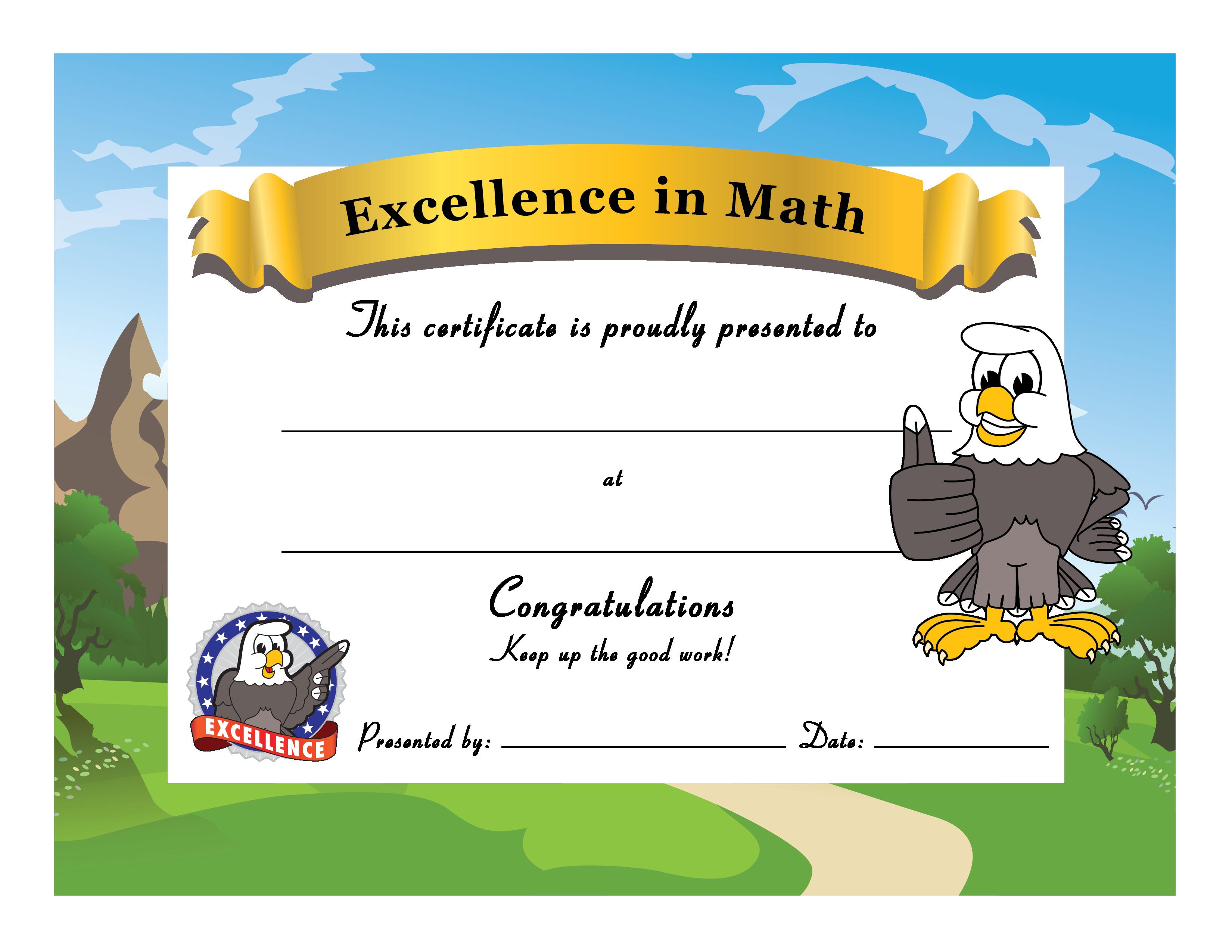 Eagle Award Certificate Template Pbis  Pbis Reward Ideas
