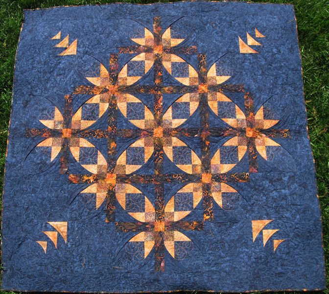 mexican star quilt pattern | Piece N Quilt: Mexican Star {Machine ... : mexican quilt - Adamdwight.com