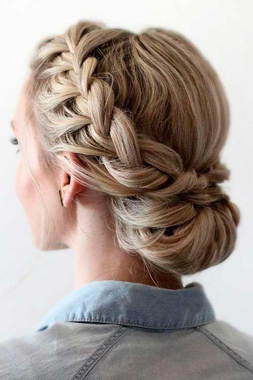 Festliche Frisuren Fur Lange Haare 7 Elegante Frisuren Lovethislook De Elegante Frisuren Frisur Hochgesteckt Hochsteckfrisuren Lange Haare