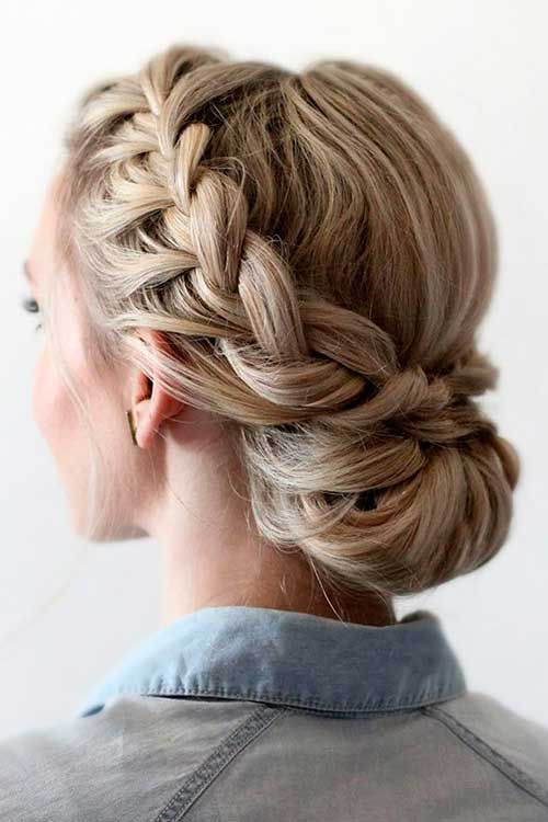 Peinados festivos para cabello largo: 7 peinados elegantes – lovethislook.de