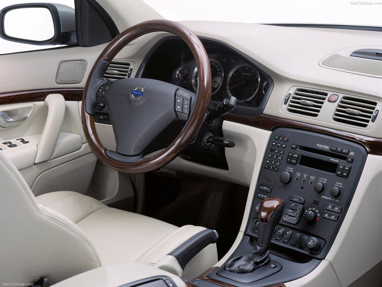 Image result for volvo s80 interior press photos | Volvo ...