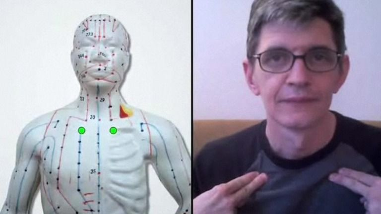 How to Stop a Cough with Acupressure | Acupressure ...