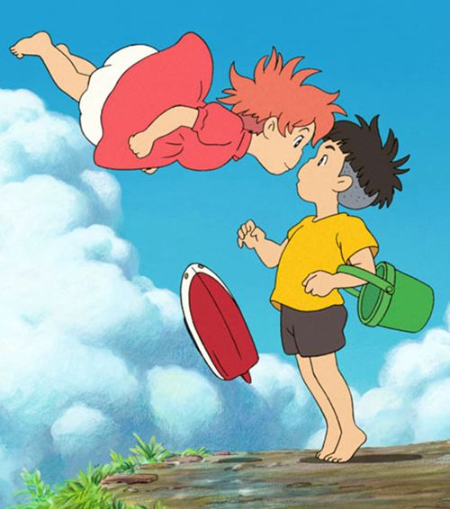 Every Studio Ghibli Movie Ranked From Worst To Best アニメ映画 ジブリ ポニョ
