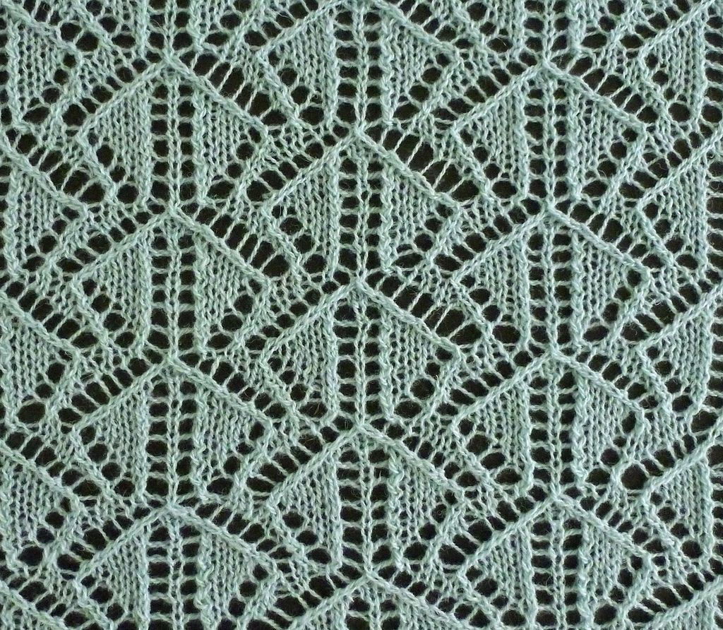 Queens Lace Knit Patterns And Patterns