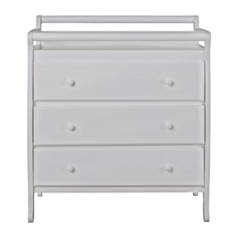 Dream On Me 3 Drawer Changing Table 601 G