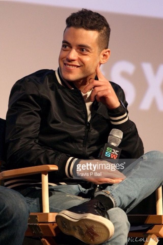 Rami Malek Interview For Mr Robot I Adore Him