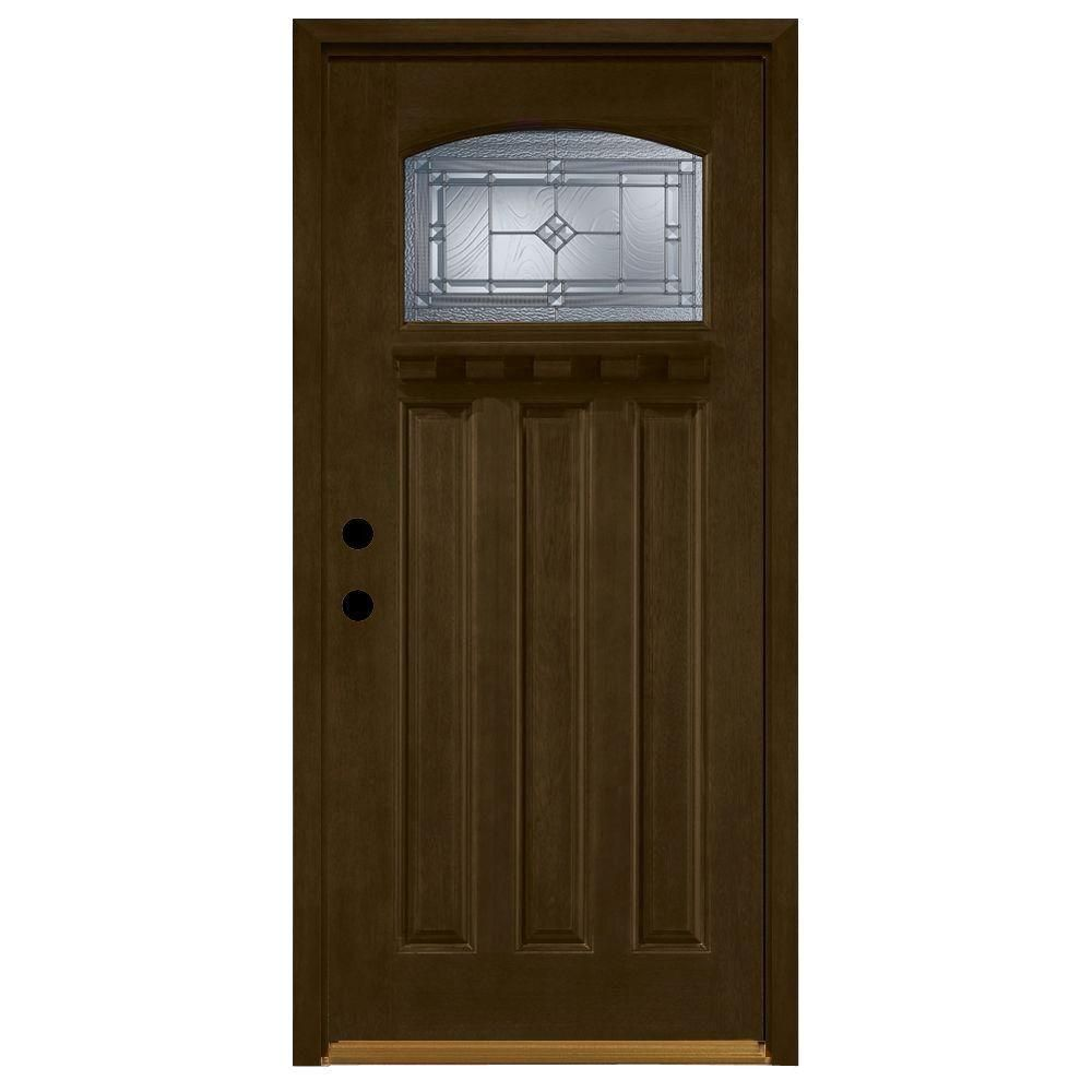 Steves sons allentown top lite stained mahogany wood - Prefinished mahogany interior doors ...