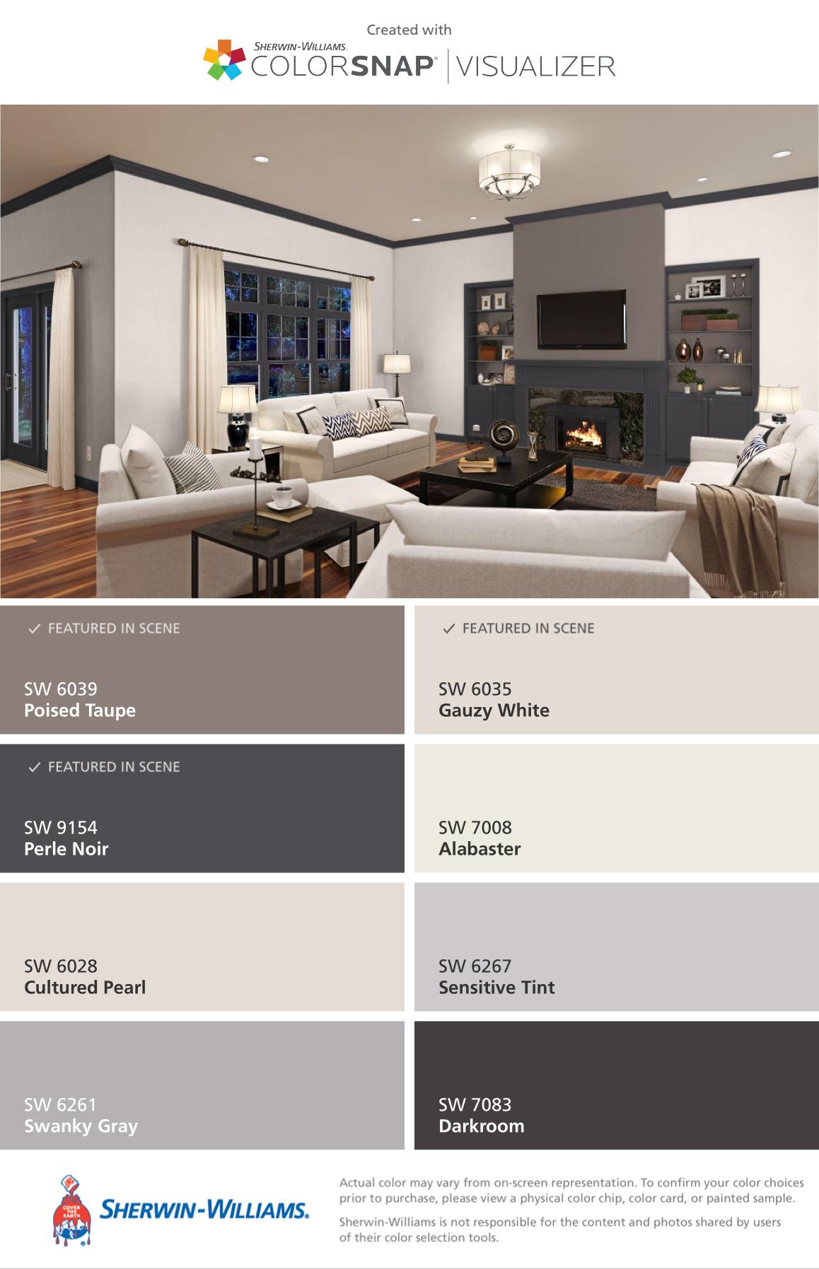 Zone inspiration - Combinaisons de couleurs pour décorer