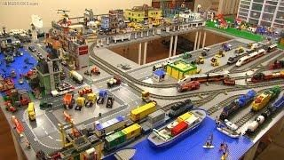 Last LEGO city train noise update for now - Feb. 10, 2017 | LEGO ...