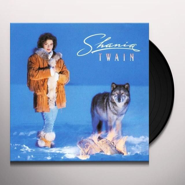 Shania Twain Vinyl Record Shania Twain Vinyl Music Vinyl