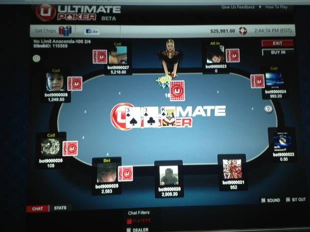 Station Casinos Ultimate Poker Has Shortcomings Online Poker Casino Gambling