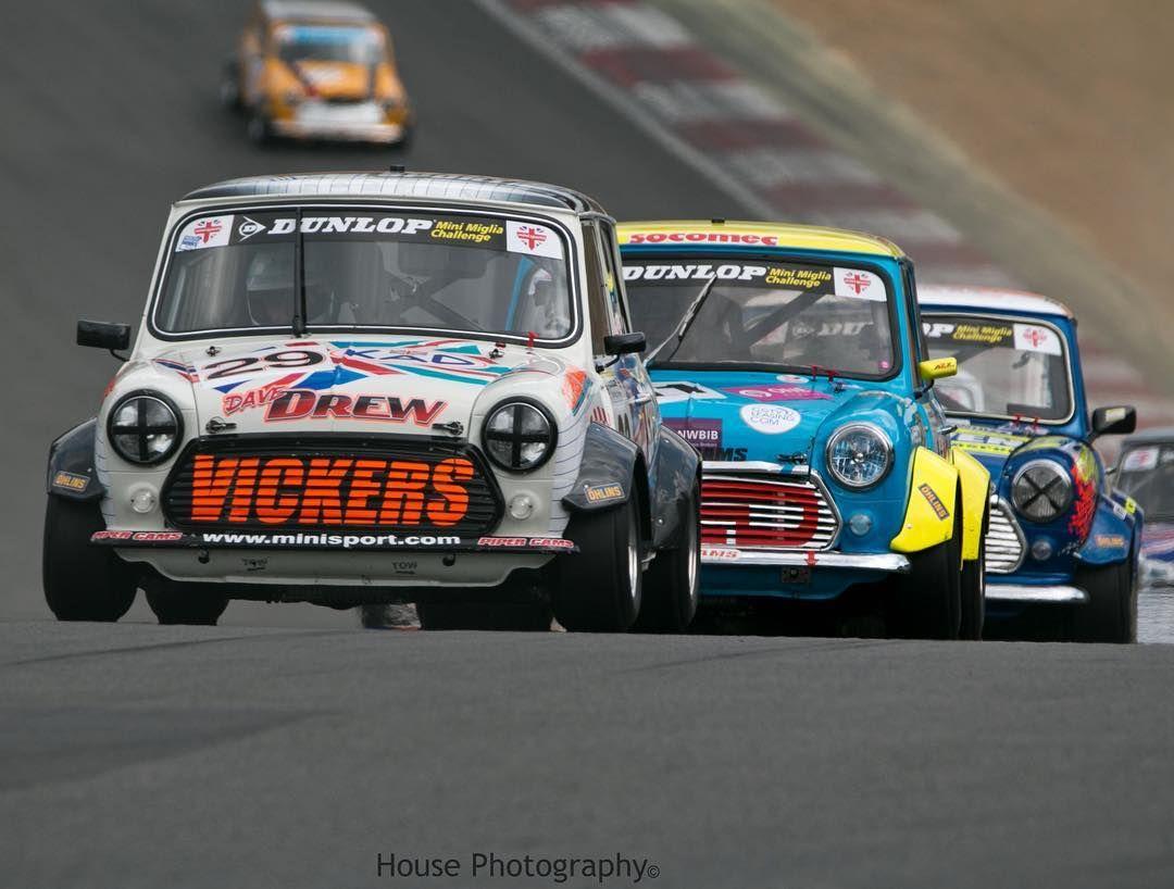 Mini Miglia Challenge At Brands Hatch Mini Minimiglia