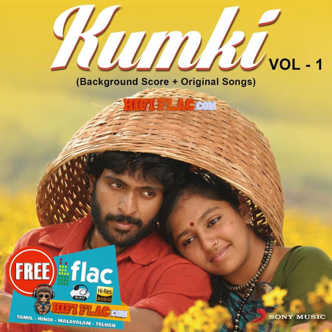 Kumki Vol-1 (Background Score + Original Songs)[2014-Tamil