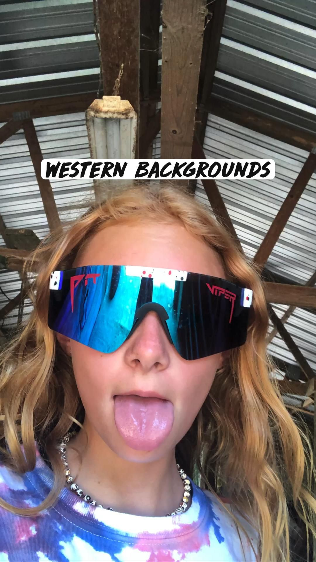 Western backgrounds