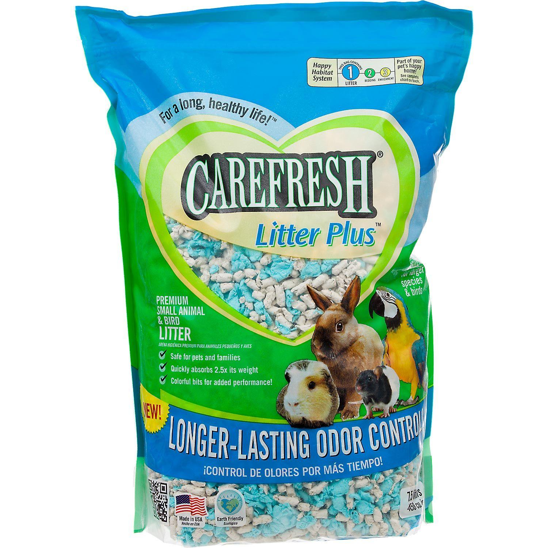 Carefresh Litter Plus Premium Small Animal Litter Small