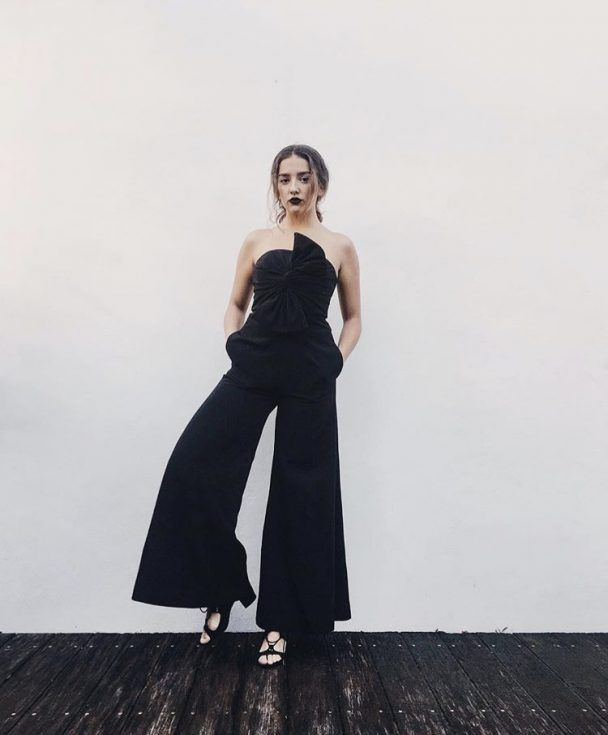 Earthlingmaxi In The Cici Jumpsuit From Fame And Partners Fashion