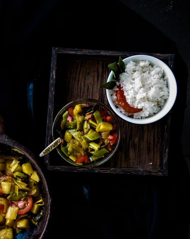 Potato and leeks currya vegetarian and vegan dish which is also potato and leeks currya vegetarian and vegan dish which is also srilankan islandsmile forumfinder Gallery
