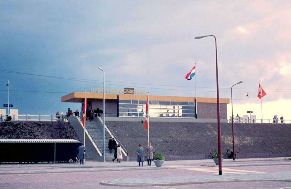Station Lammenschans (1961).
