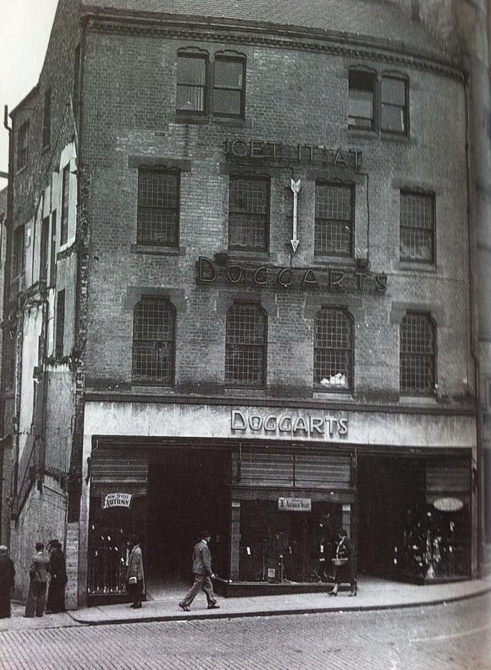 Doggarts Department Store Durham City Old London Durham City