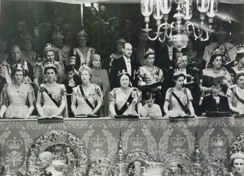 united kingdom royal family photograph of the royal family in  royal house
