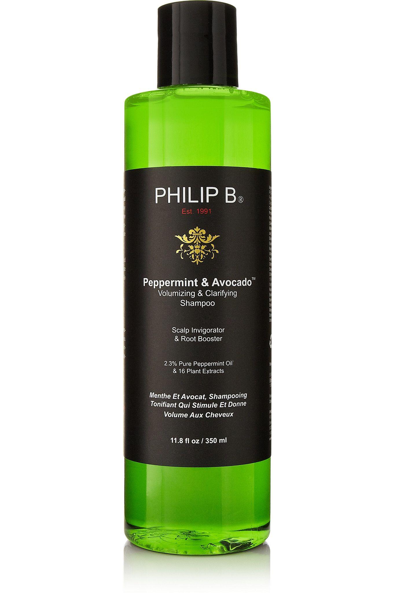 Philip B Peppermint And Avocado Volumizing Clarifying Shampoo