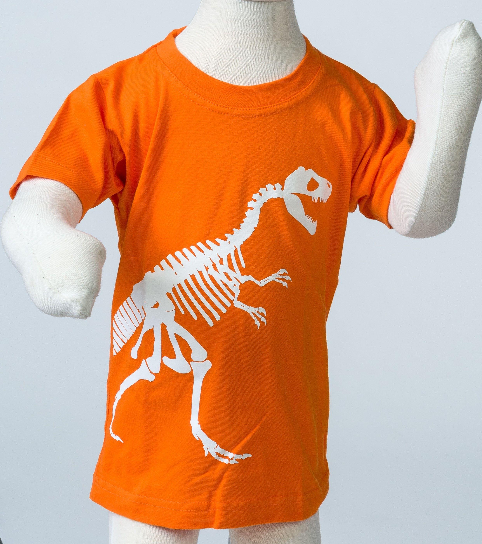 17bc31dad Dinosaur Skeleton T-shirt | Queensland Museum Shop | Ideas | Museum ...