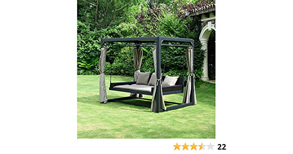 Home Deluxe Sonnenliege Pavillon Provence Amazon De Elektronik In 2021 Pavillon Sonnenliege Garten Pavillon