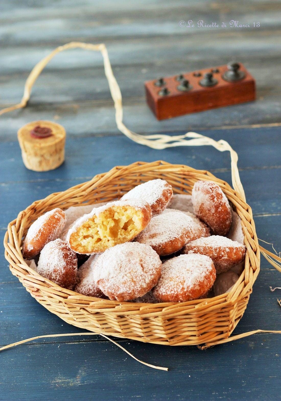 Accostamenti In Cucina frittelle dolci con provola affumicata. antica ricetta napoletana