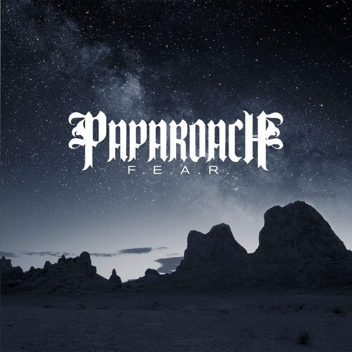 Papa Roach F E A R 2015 Papa Roach Fear Papa Roach Face Everything And Rise