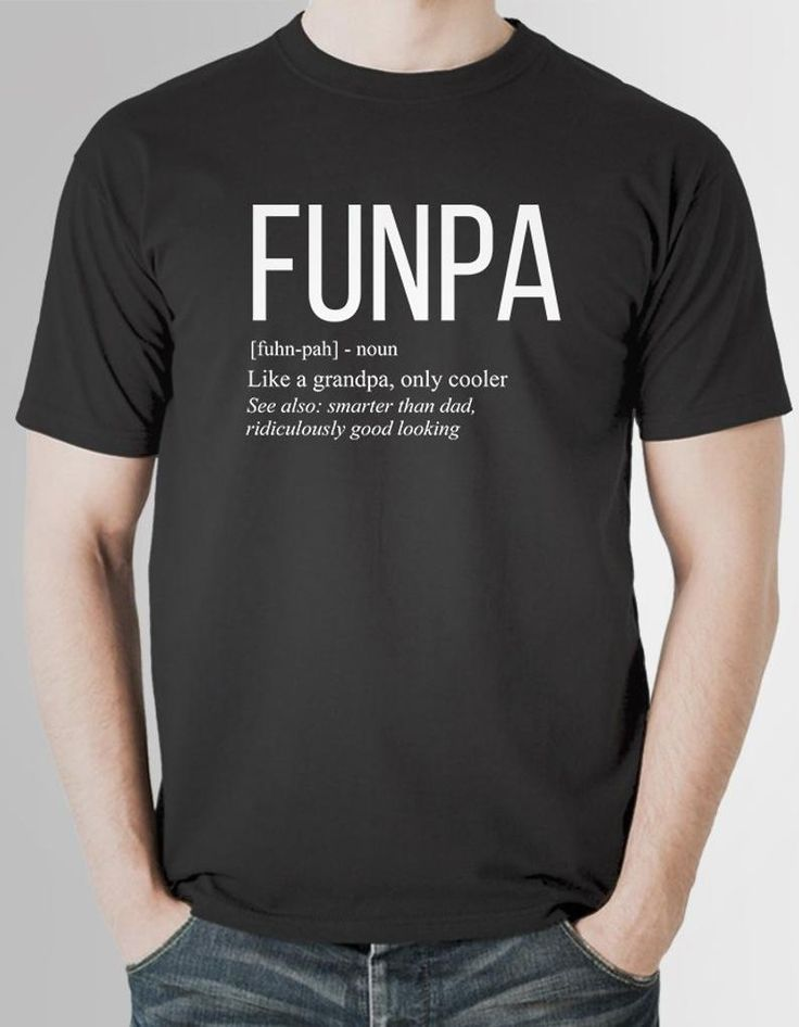 Funpa Shirt, Grandpa Birthday Gift, Grandad Gifts, Grandparent Gifts, New Grandpa Tshirt, Grandfather Gift, Granddad Gift, Gifts For Grandpa #grandpagifts