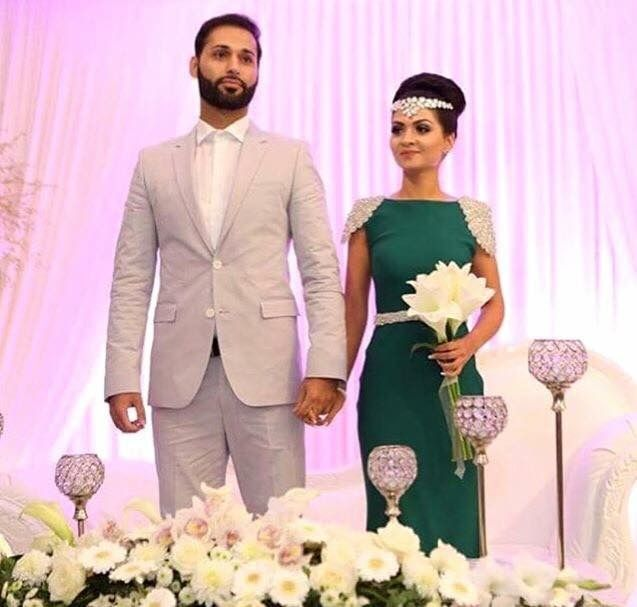 Afghan Wedding Gowns: #afghan #wedding #nekah #dress